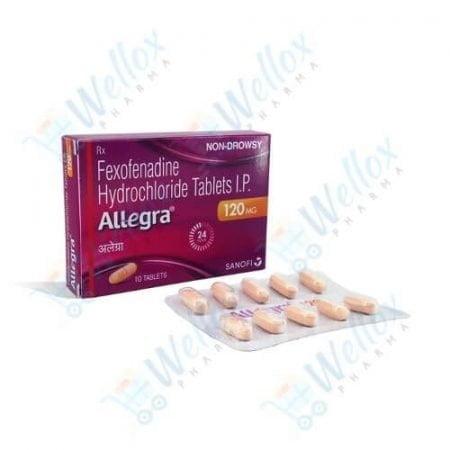Buy Allegra 120 Mg