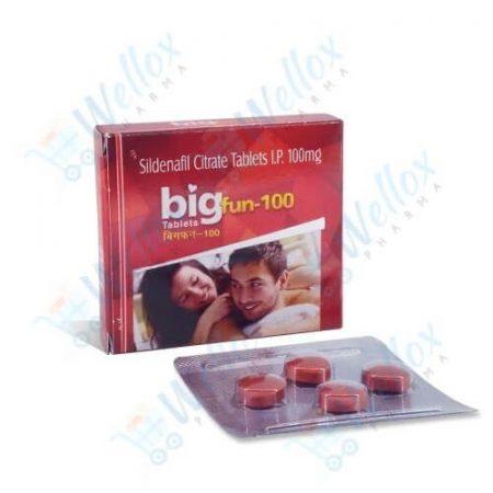 Buy BigFun 100 Mg
