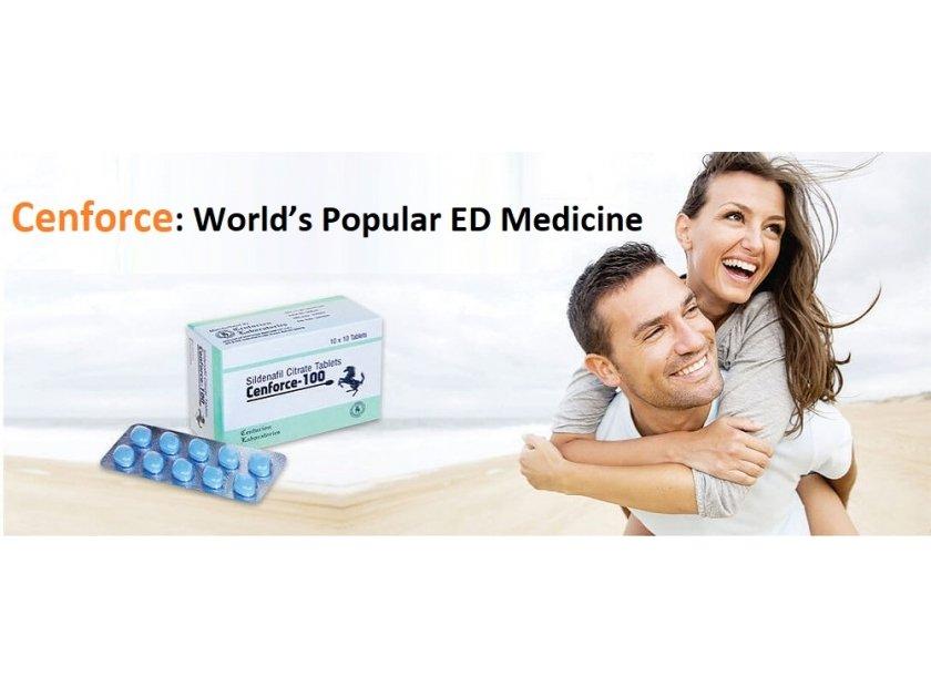 Cenforce: World's Popular Ed Medicine