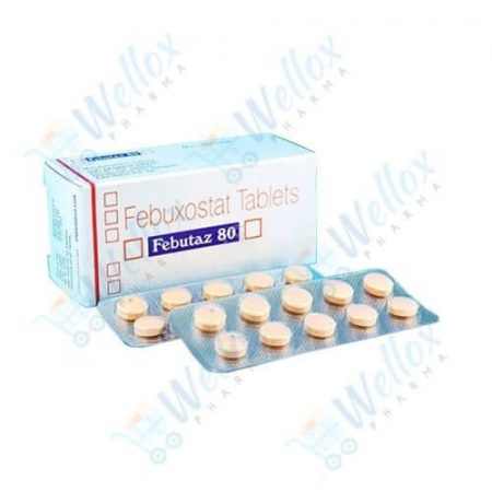 Buy Febutaz 80 Mg