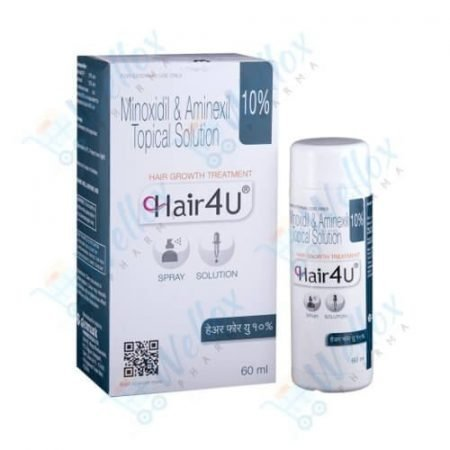 Buy Hair 4U 10% Topical Solution