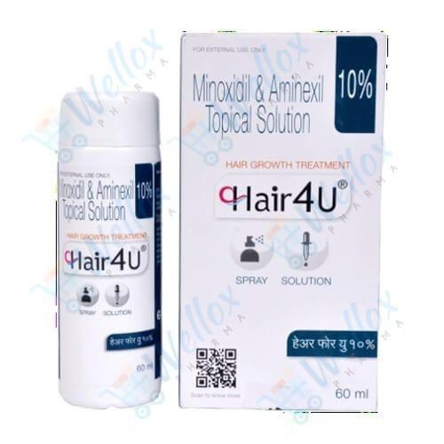 Hair 4U 5% Topical Solution