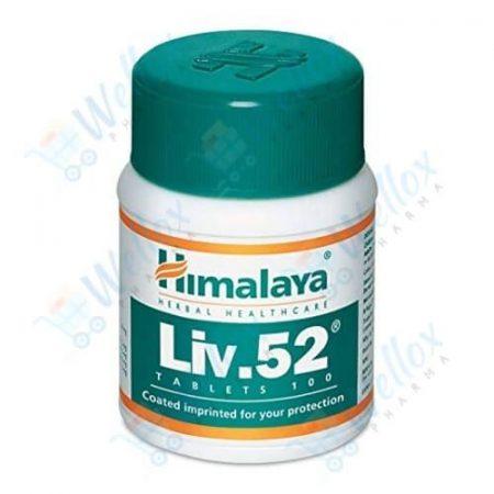 Buy Himalaya Liv. 52