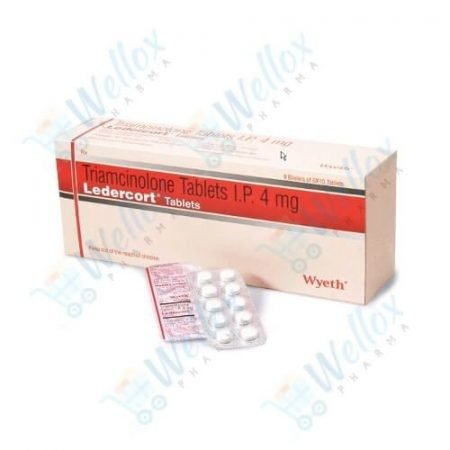 Buy Ledercort 4 Mg
