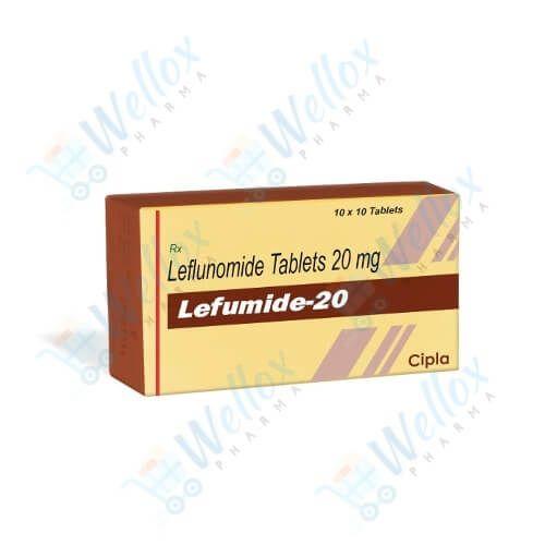 Lefumide 20 Mg
