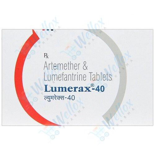 Lumerax 40 Mg