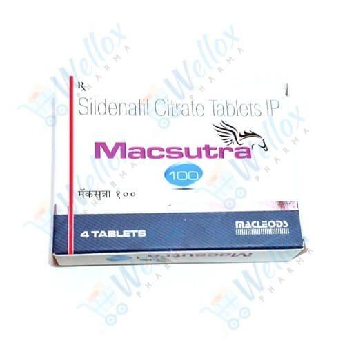 Macsutra 100 Mg