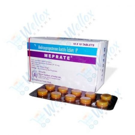 Buy Meprate 10 Mg