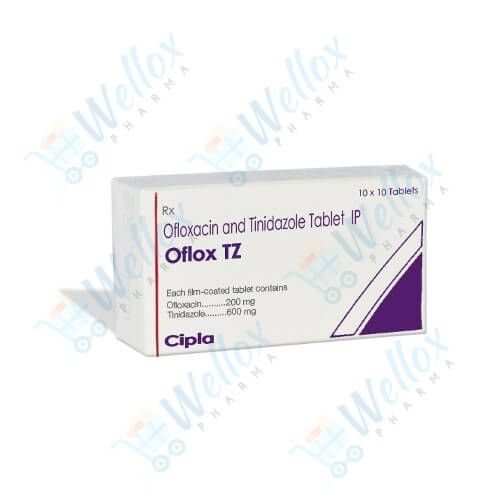 Oflox TZ Tablet