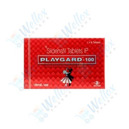 Playgard 100 Mg
