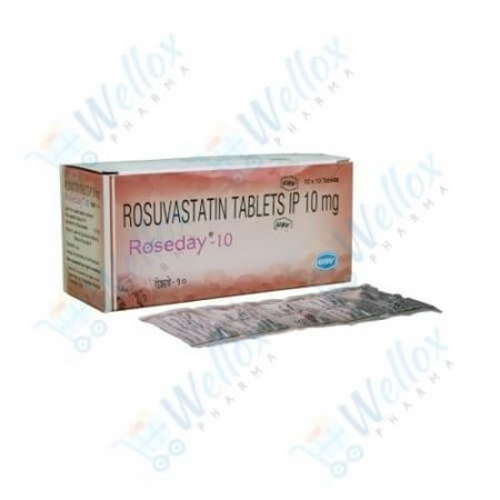 Buy Roseday 10 Mg