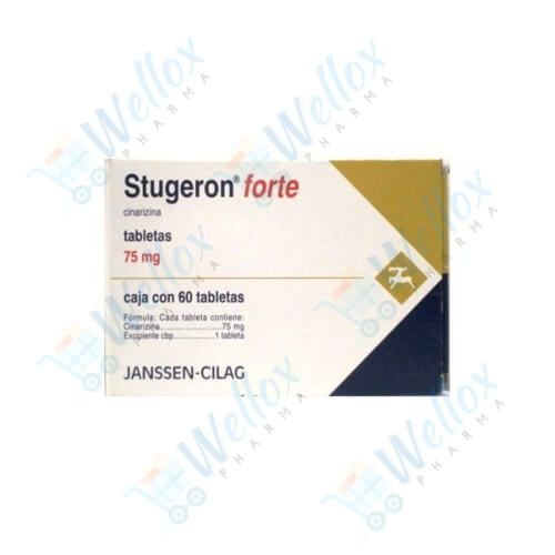 Stugeron Forte 75 Mg