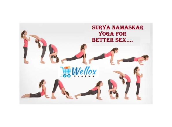 Surya Namaskar— The Method For Buoying Up Sex Life