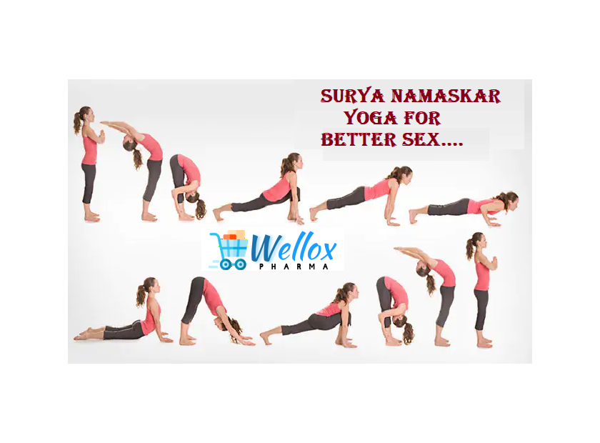 Surya Namaskar— The Method For Buoying Up Sex Life