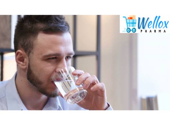 Water For Treating Erectile Dysfunction