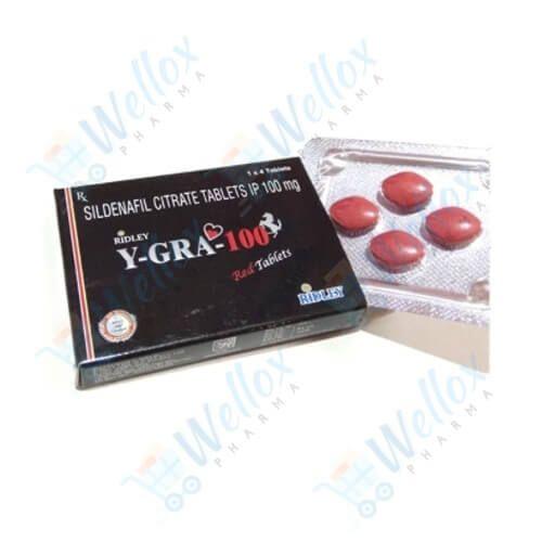 Y-gra 100 Mg