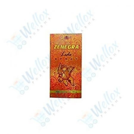 Buy Zenegra Lido Spray
