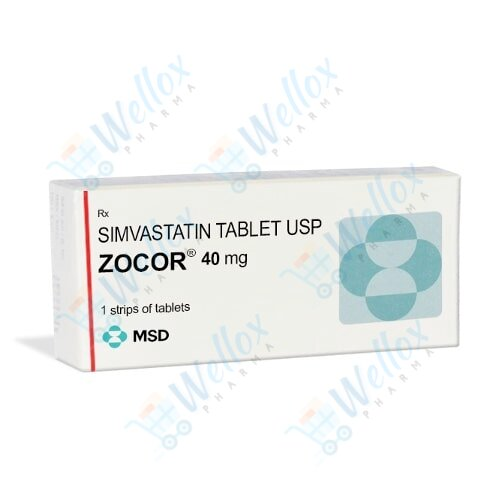 Zocor 40 Mg