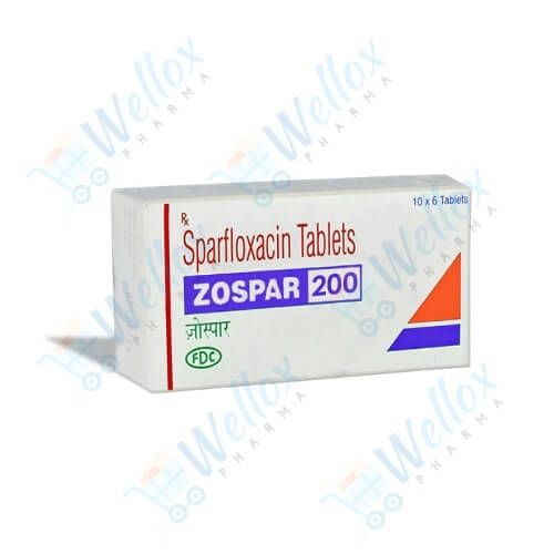 Buy Zospar 200 Mg