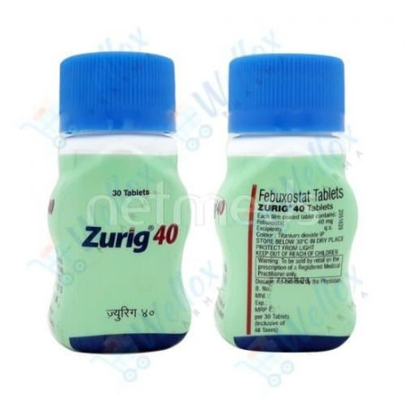 Buy Zurig 40 Mg