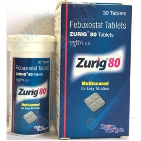 Buy Zurig 80 Mg