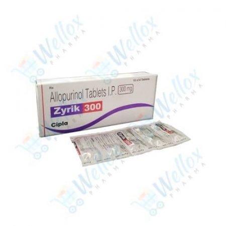 Buy Zyrik 300 Mg