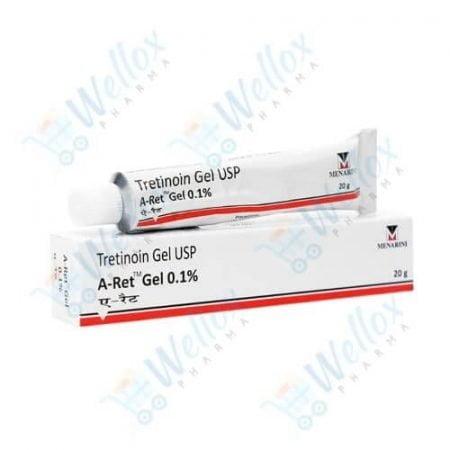 Buy A-Ret-0.1 Gel