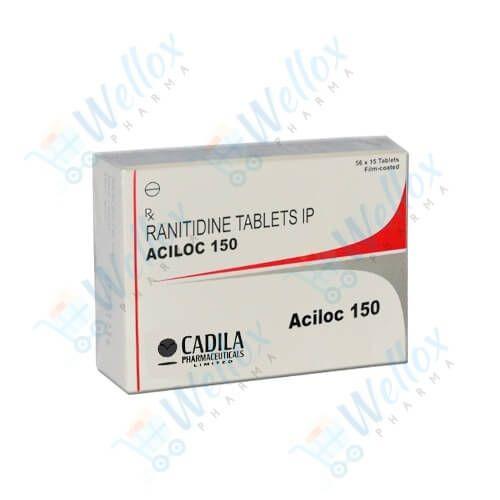 Buy Aciloc 150 Mg