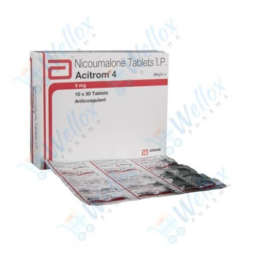 Acitrom 4 Mg