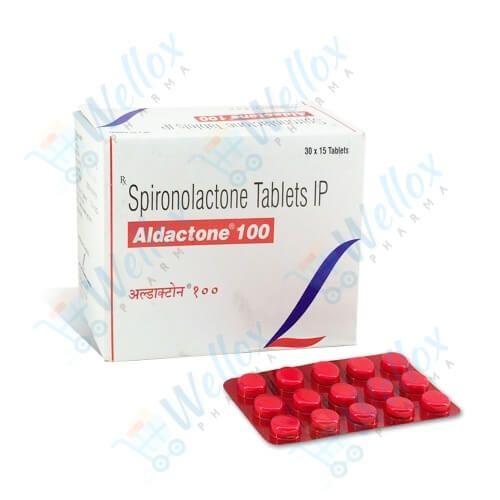 Buy Aldactone 100 Mg