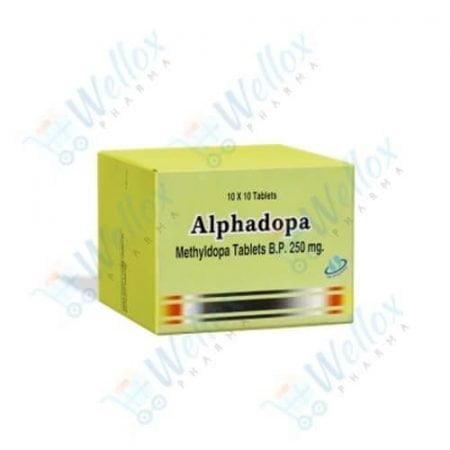 Buy Alphadopa 250 Mg