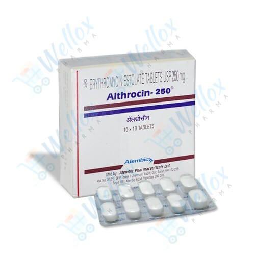 Althrocin 250 Mg