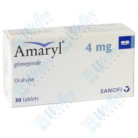 Buy Amaryl 4 Mg