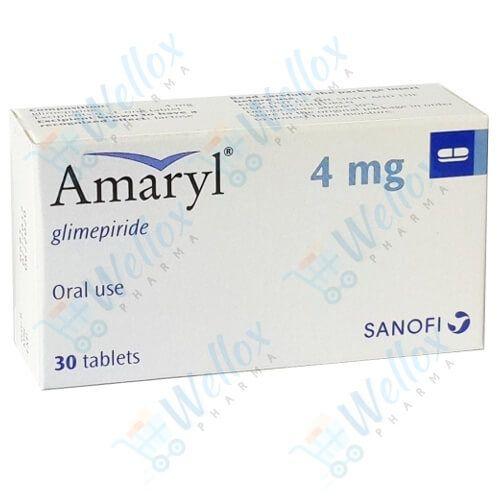 Amaryl-4-Mg