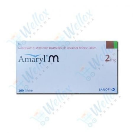 Buy Amaryl M 2 Mg