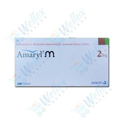 Amaryl-M-2-Mg