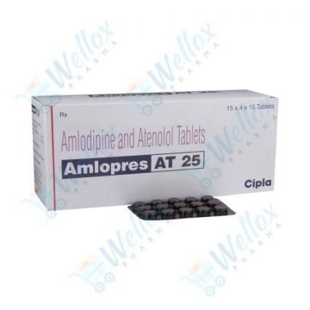 Buy Amlopres AT 25 Mg
