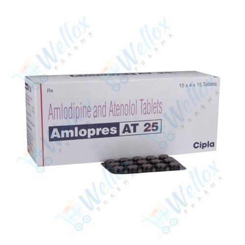 Buy Amlopres AT 25 Mg