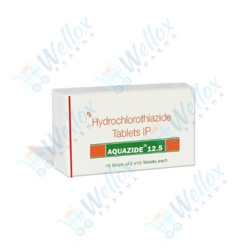 Buy Aquazide 12.5 Mg