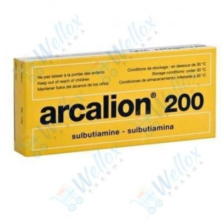 Buy Arcalion 200 Mg