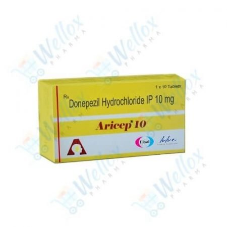 Buy Aricep 10 Mg