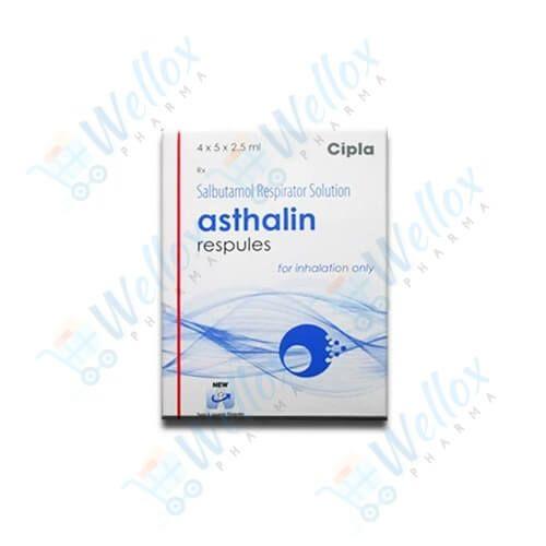 Asthalin Respules