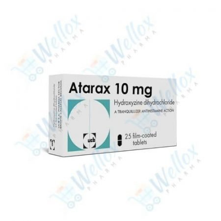 Buy Atarax 10 Mg