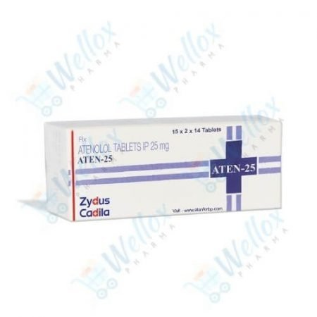 Buy Aten 25 Mg