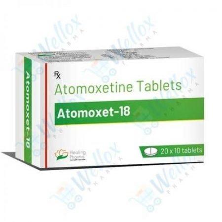 Buy Atomoxet 18 Mg
