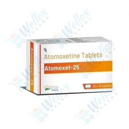Buy Atomoxet 25 Mg