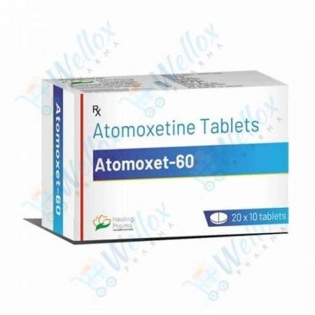 Buy Atomoxet 60 Mg