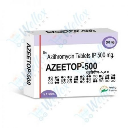 Buy Azeetop 500 Mg