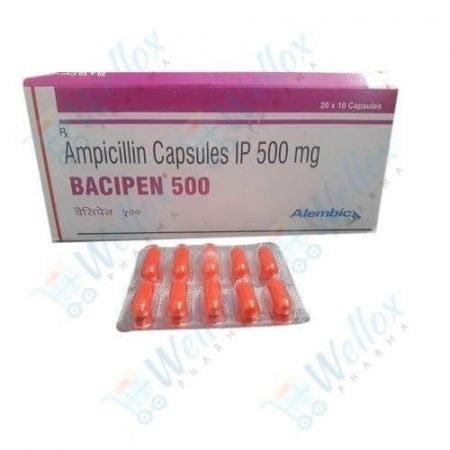 Buy Bacipen 500 Mg