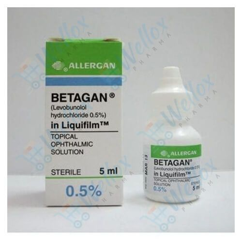 Buy Betagan Eye Drop